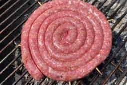 Carrettino--salsiccia